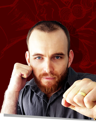 Martial Arts Designer - Web Design