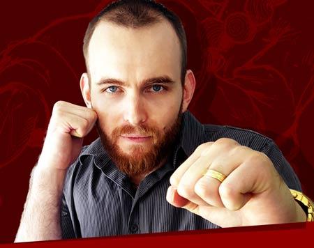 Wade McMaster - Martial Arts Web Designer