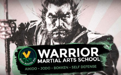 Warrior Martial Arts School – Web Design